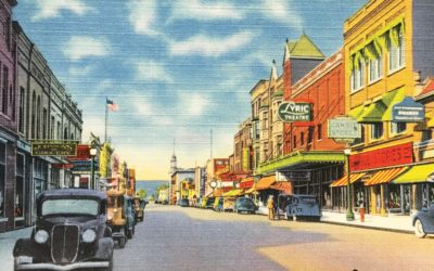 Timeline: The Iconic Traverse City State Theatre