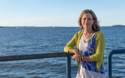 Liz Kirkwood, Executive Director of FLOW, is Our Great Lakes Guardian