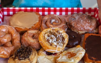 10 Best Northern Michigan Bakeries with Goodies Galore