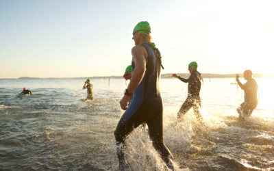12 Epic Photos from Ironman 70.3 Traverse City