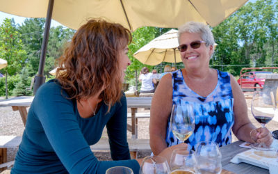Yes, Kid-Friendly Wineries Exist. Your Family Will Love the Petoskey Wine Region!