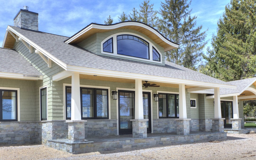 Sneak Peek! Home #6 on the Petoskey Home Tour is on the Sunrise Side of Torch Lake