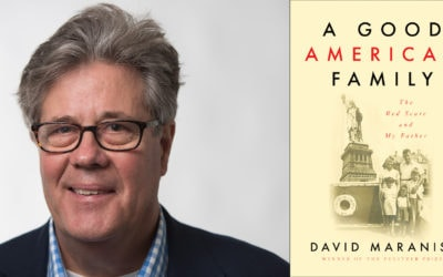 Bestselling Author David Maraniss Returning to Traverse City for September Event