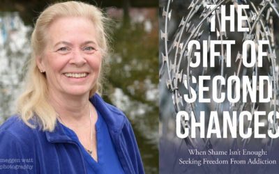 """Local Author Patty Steele Releases """"The Gift of Second Chances"""" a Memoir of Addiction, Recovery, Hope"""