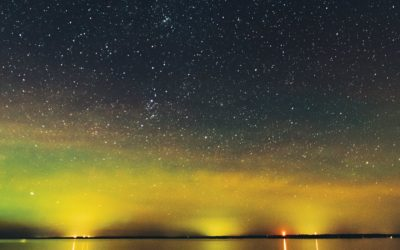 Experience Northern Michigan's Starry Nights at Dark Sky Preserves