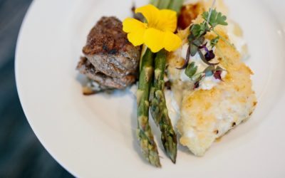 Thursday Night Dinner Series at Tapawingo Showcases Northern Michigan Farms