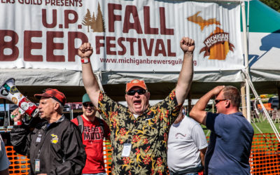 Nearly 101 Michigan Breweries Headed to 11th Annual U.P. Fall Beer Festival in Marquette