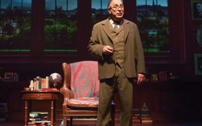 """""""C.S. Lewis Onstage: The Most Reluctant Convert"""" at Great Lakes Center for the Arts"""