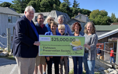 Fishtown Preservation Society Receives $25,000 to Restore Historic Shanties