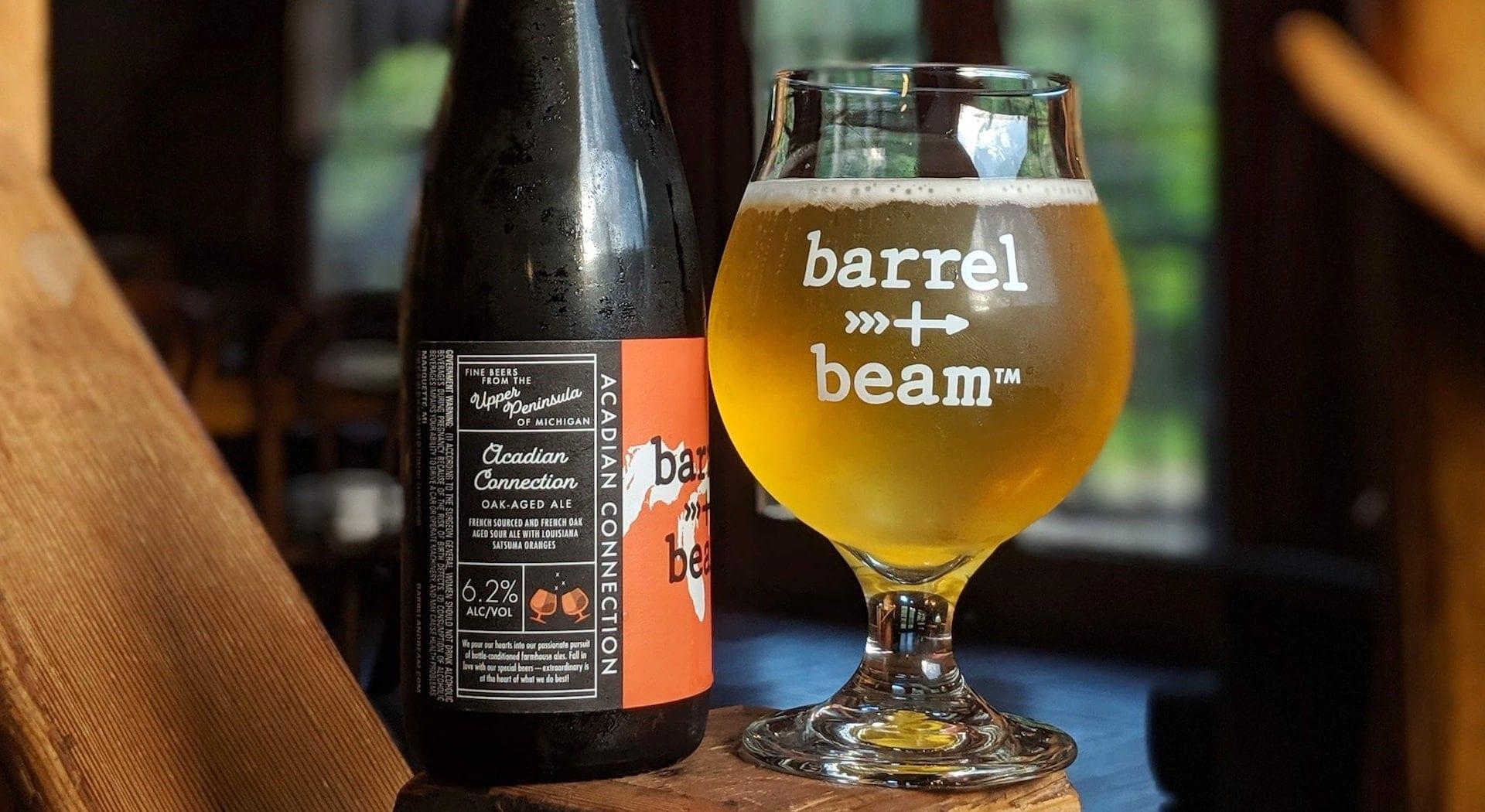 Barrel + Beam