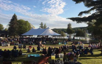 The Accidentals Present May Erlewine and Sawyer Fredericks at Fountain Point Resort