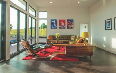 Sneak Peek! Home #7 on the Traverse City Area Home Tour is a Modern Mid-Century Beauty