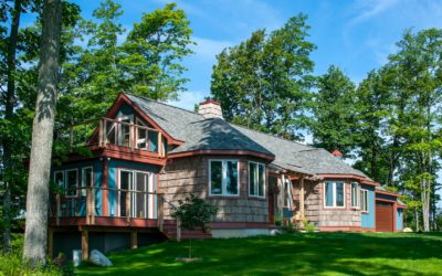 Sneak Peek! Home #6 on the Traverse City Area Home Tour is a Natural Gem