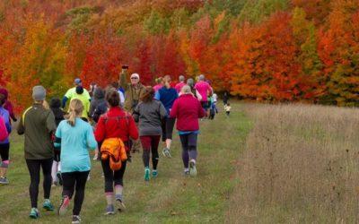 Race Through Leelanau's Countryside at the Orchards at Sunset 5k & Fun Run