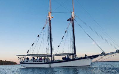 Cruise Lake Michigan with Traverse Tall Ship Company