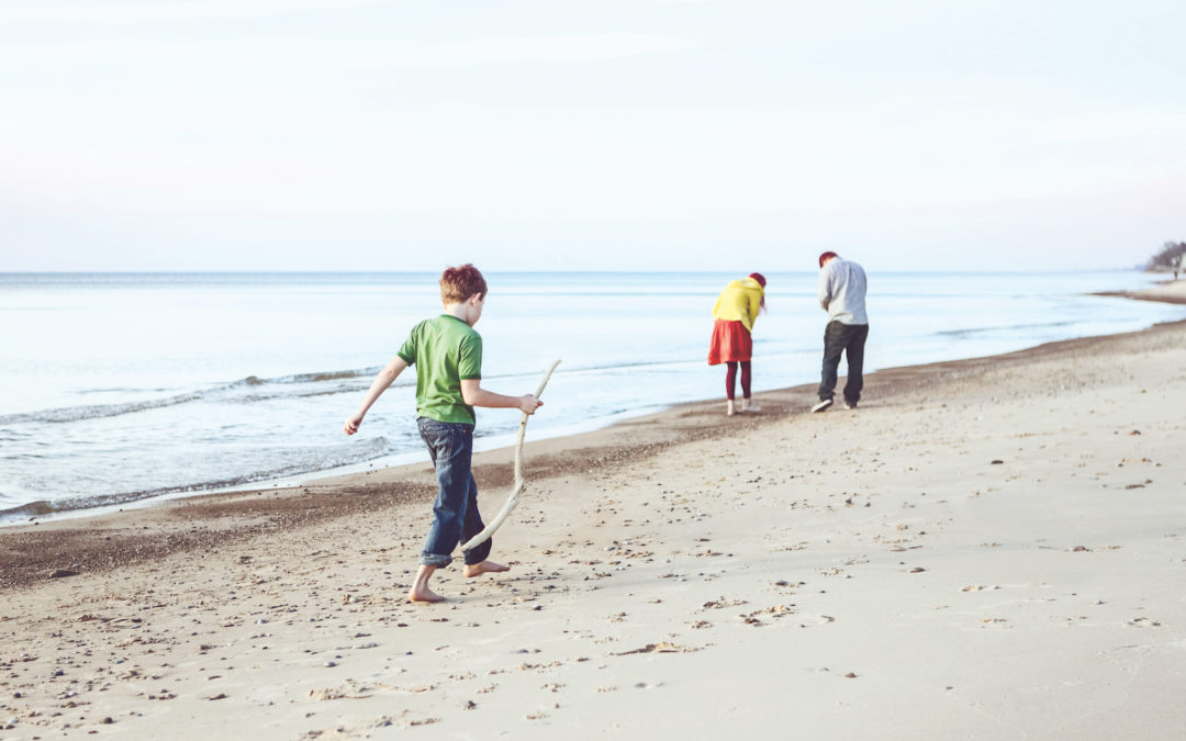 C&M Rock Shop Shares Tips for Rock Hunting with Kids (and Grandkids!) in Northern Michigan