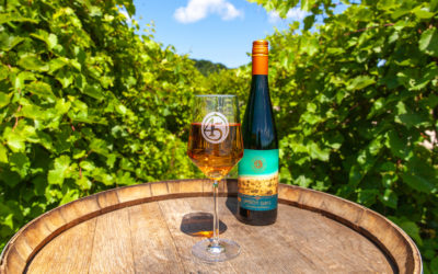 Orange Wine is the Newest Trend in Northern Michigan Wine (And We Love It)