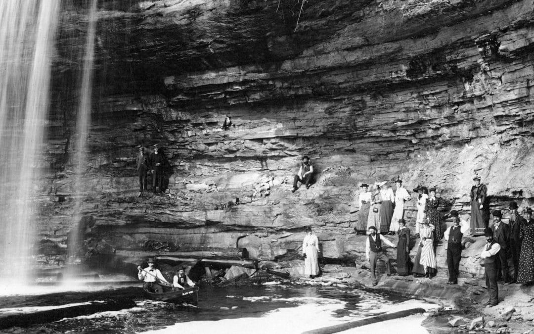 Tahquamenon Falls State Park is a Michigan Treasure. How Was it Created?