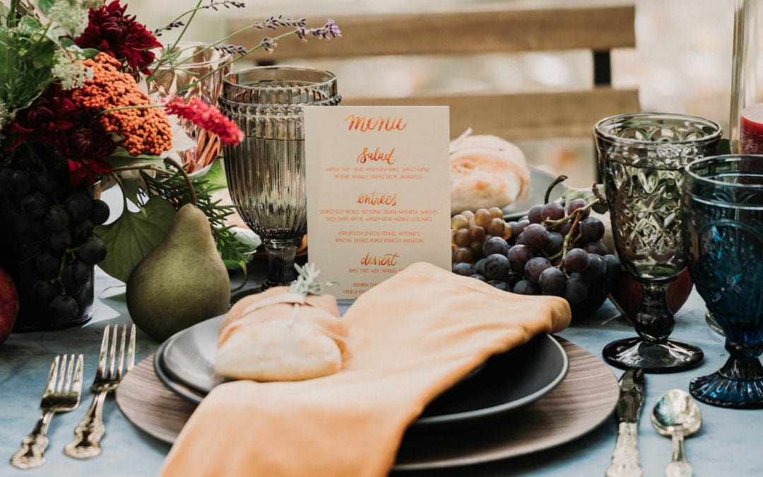 Beautiful Thanksgiving Decor Ideas from Northern Michigan Event Planners