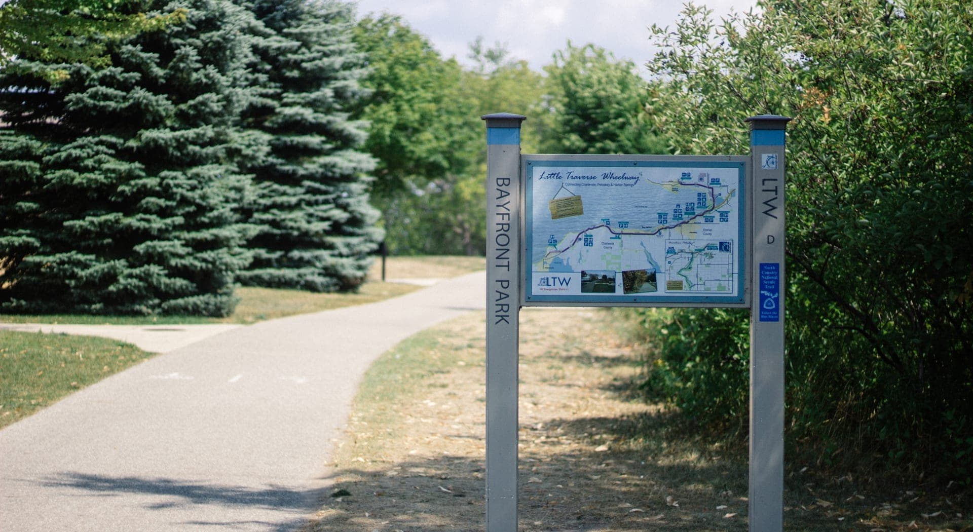wheelchair-accessible trails
