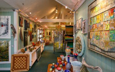 Road Trip: Visit Northern Michigan Art Galleries and See Peak Fall Color
