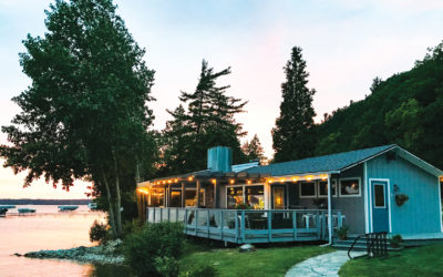 Drive to These Northern Michigan Restaurants When Fall Colors Peak