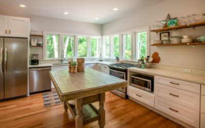 Sneak Peek! Home #11 on the Traverse City Area Home Tour is a Charming Neighbor