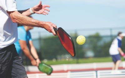 Where to Play Pickleball in the Traverse City Area