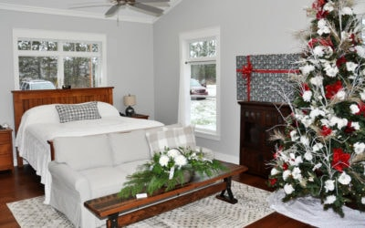 Cadillac Holiday Home Tour is Decked with Christmas Finery