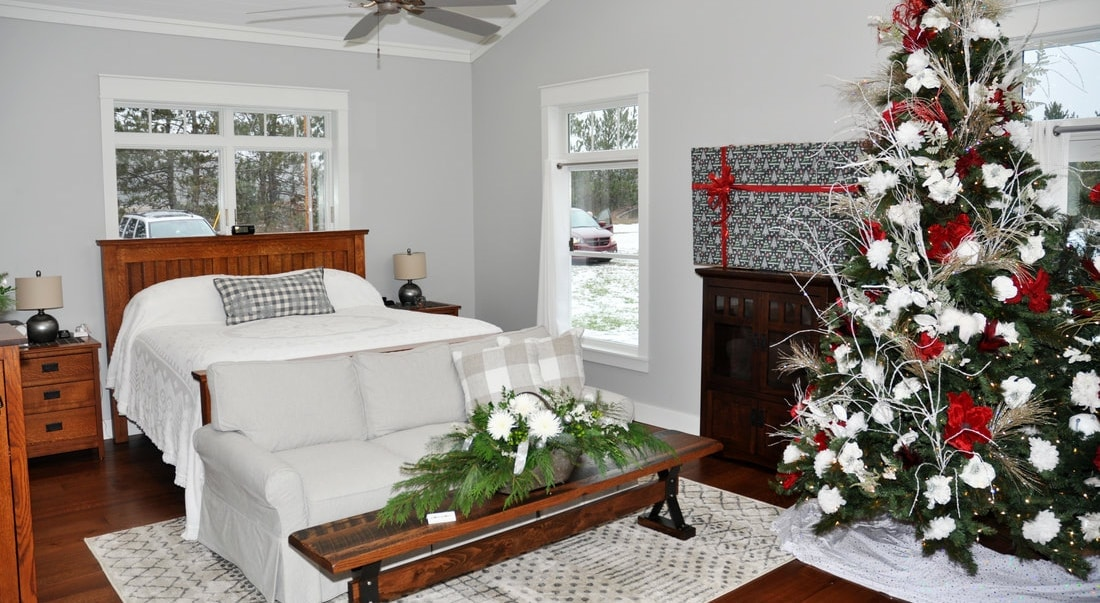 Cadillac Holiday Home Tour