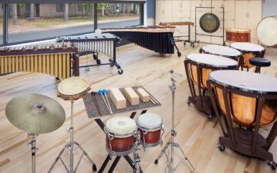 Inside Interlochen Center for the Arts' State-of-the-Art Music Center