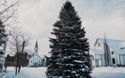 A Small Town Snow Globe: Take a Harbor Springs Winter Vacation