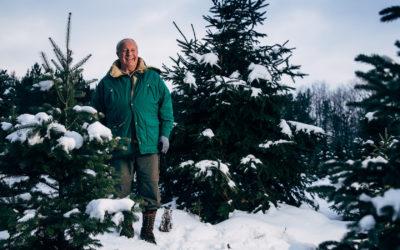 Farmer Christmas: Meet Keith Martell at Martell's Northwoods Tree Farm
