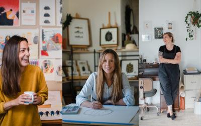 Making It: 3 Wildly Creative Northern Michigan Illustrators