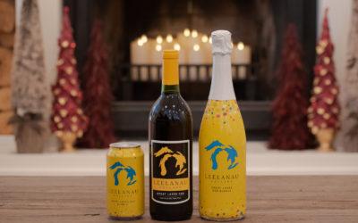 Start 2020 with Some Up North Sparkle (aka Leelanau Cellars Sparkling Wine)