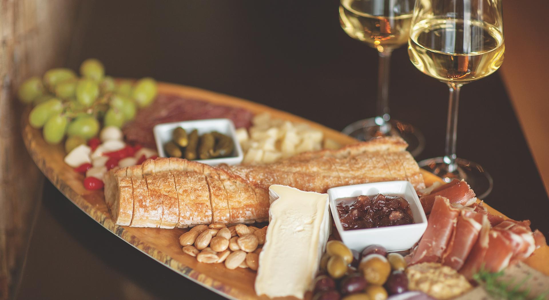 Northern Michigan wine bars