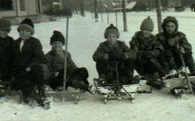 Grandfather Christmas: In 1915, Every Child in Harbor Springs Had a Present