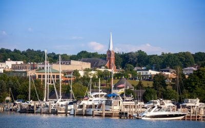 Sip & Stroll All Summer Long in the New Petoskey Social District