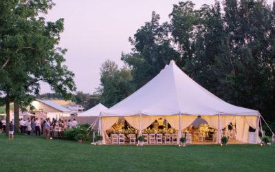 This Northern Michigan Wedding at Aurora Cellars is Simply Stunning