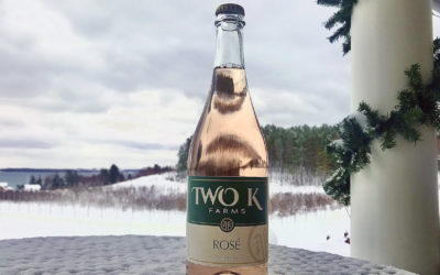 Cider Sippers, You Gotta Try This Northern Michigan Rosé Cider
