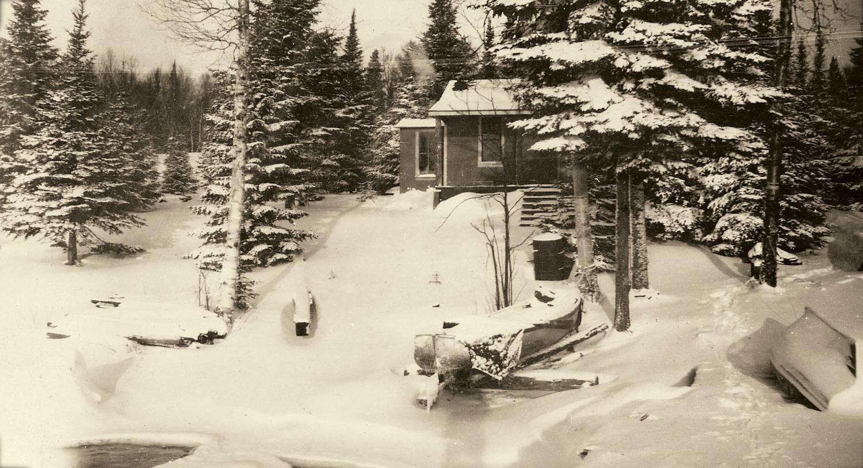 Isle Royale Winter