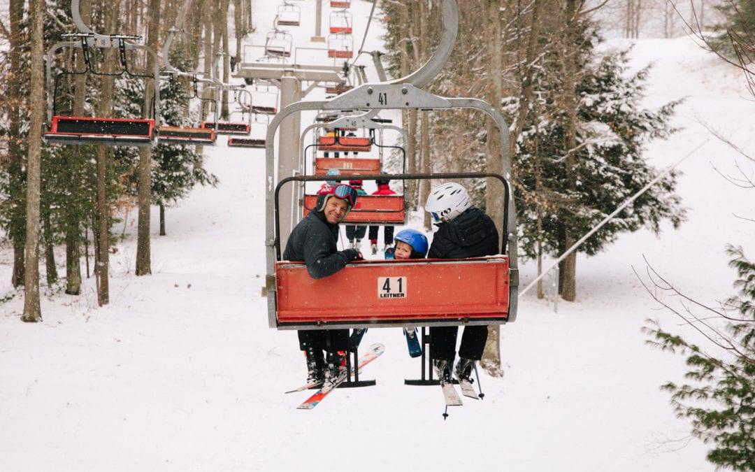 family ski resort