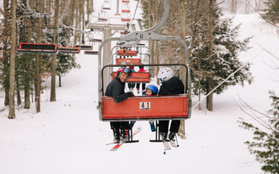 This Family Skiing Resort in Glen Arbor is Perfect for All Ages