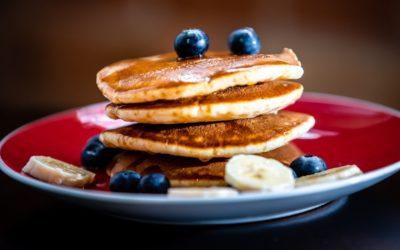 Healthy Winter Breakfast Ideas (Protein Pancakes!) to Fuel Northern Michigan Activities