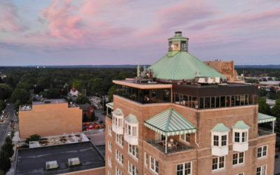 5-Course Traverse City Beer Dinner at Top of Park Place Hotel