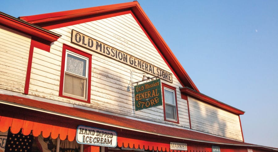 David Weidner_Old Mission General Store