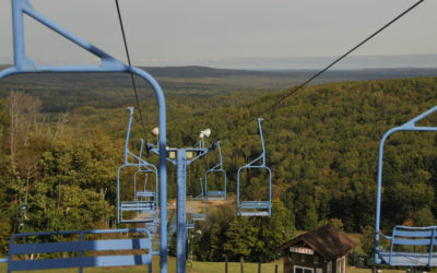 Nub's Nob Says Farewell to Blue Chairlift