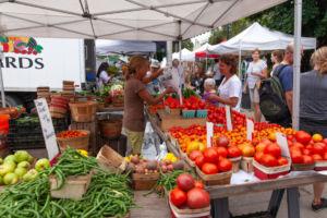 Traverse City Sara Hardy Farm Market