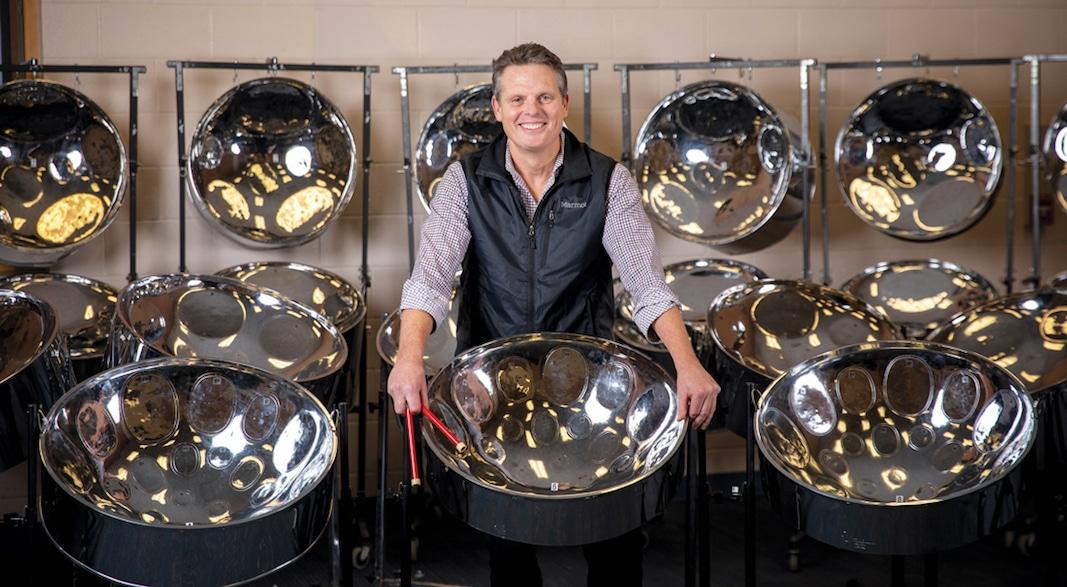 Petoskey Teacher Mr. Bennett Has Inspired Musicians for 20+ Years