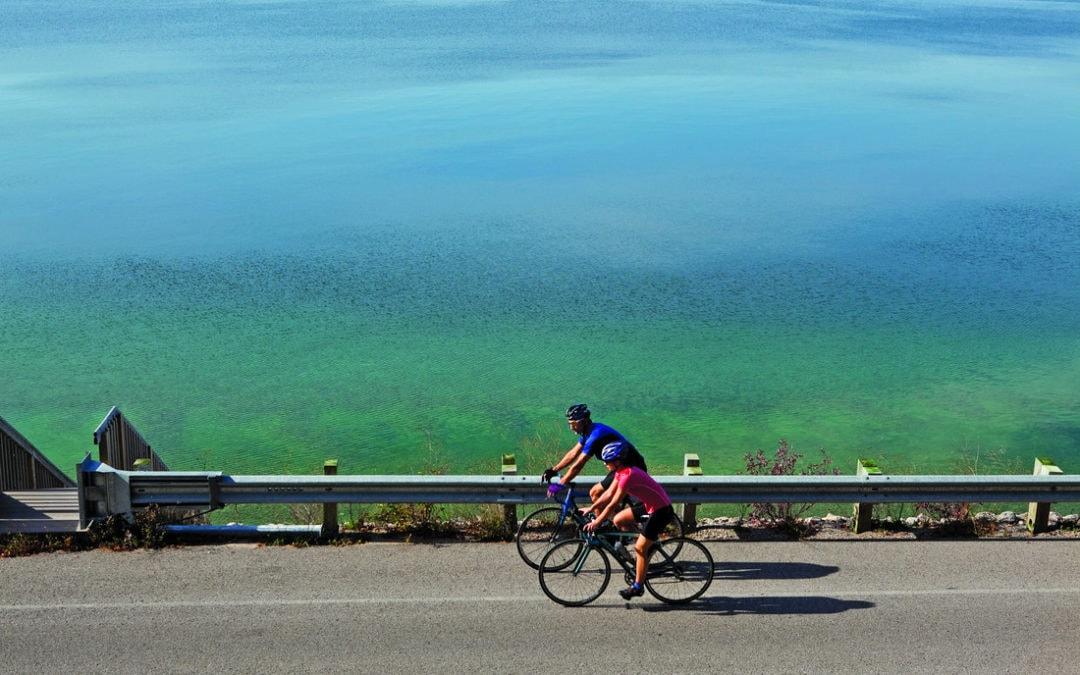 leelanau county biking, bike